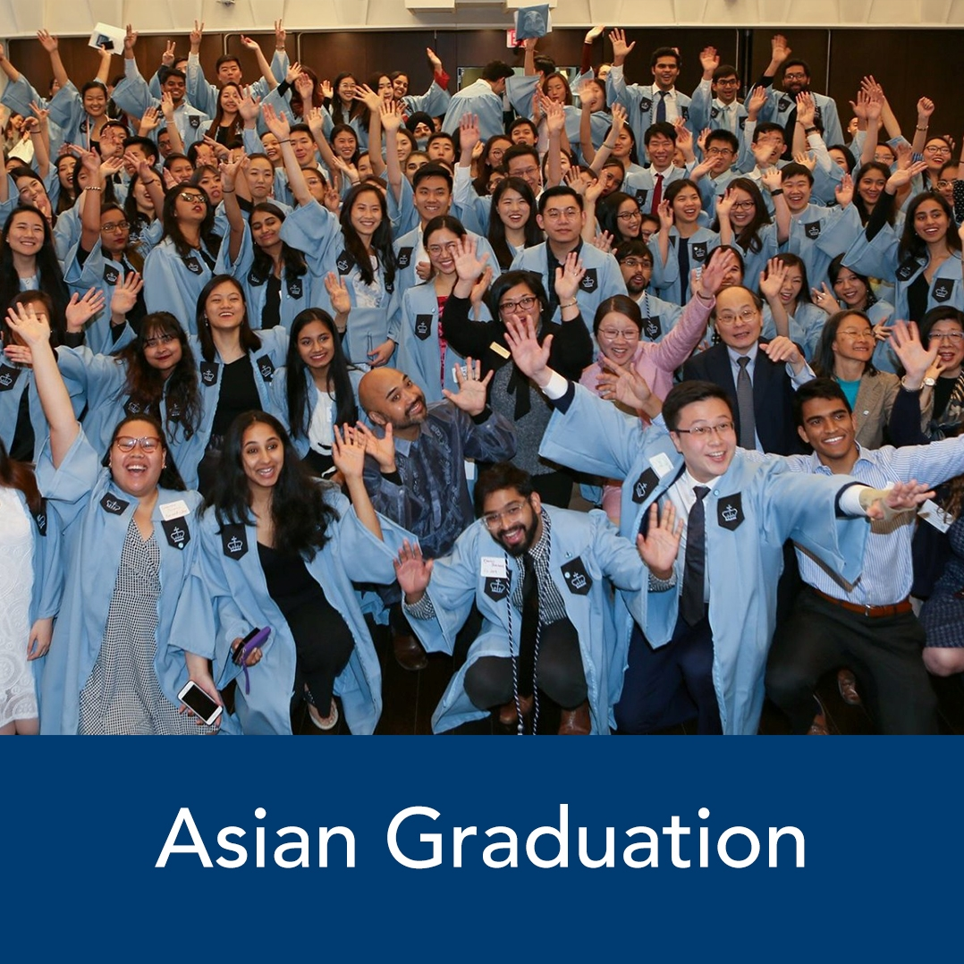 Multicultural Affairs Asian Graduation Ceremony