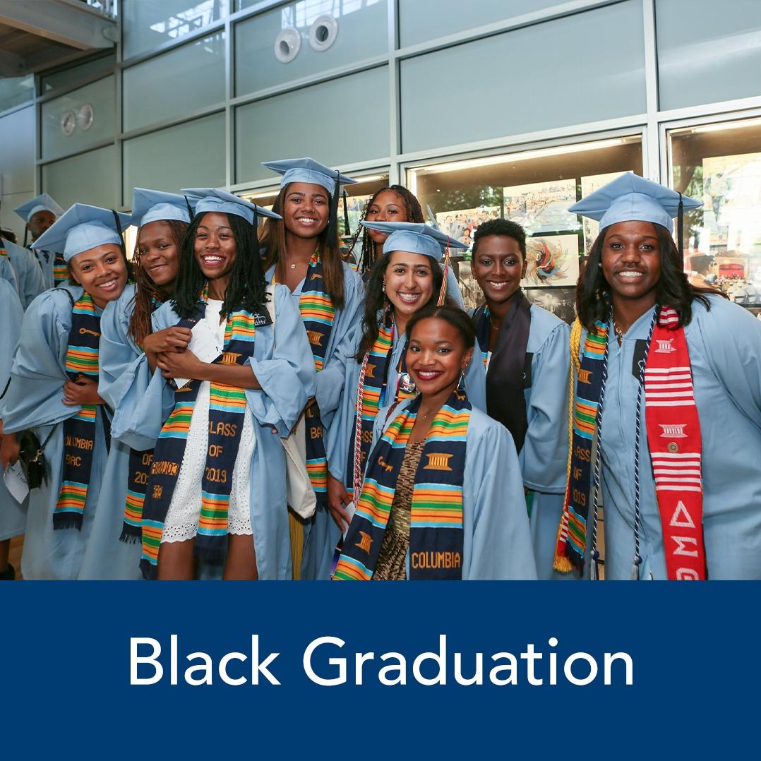 Multicultural Affairs Black Graduation Ceremony