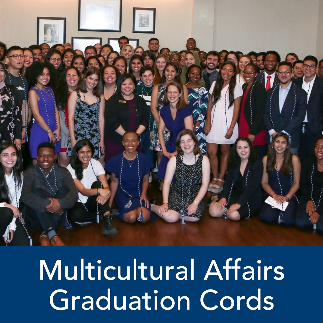 Multicultural Affairs Graduation Cords Ceremony