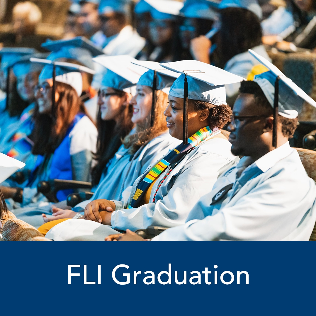 Multicultural Affairs FLI Graduation Ceremony