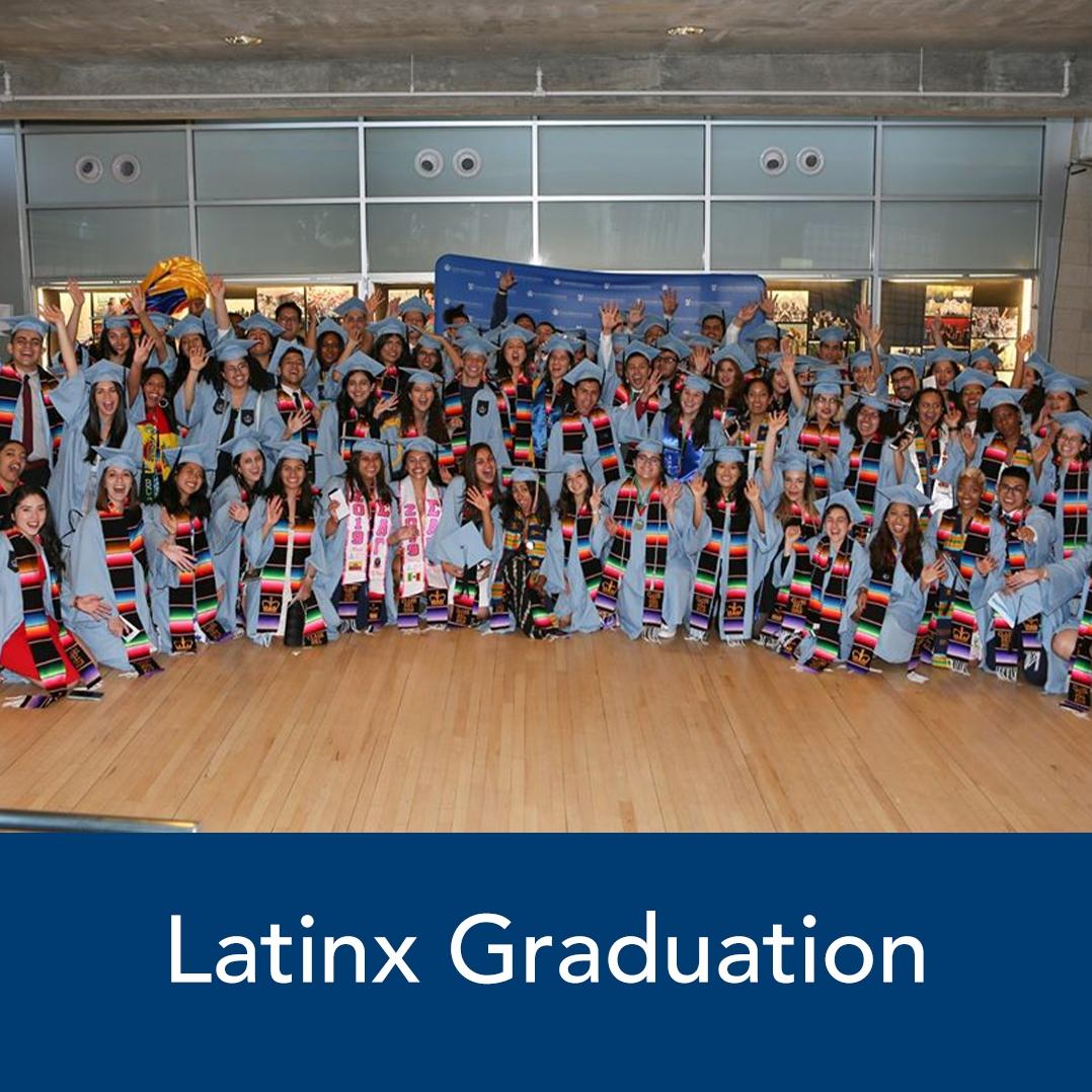 Multicultural Affairs Latinx Graduation Ceremony