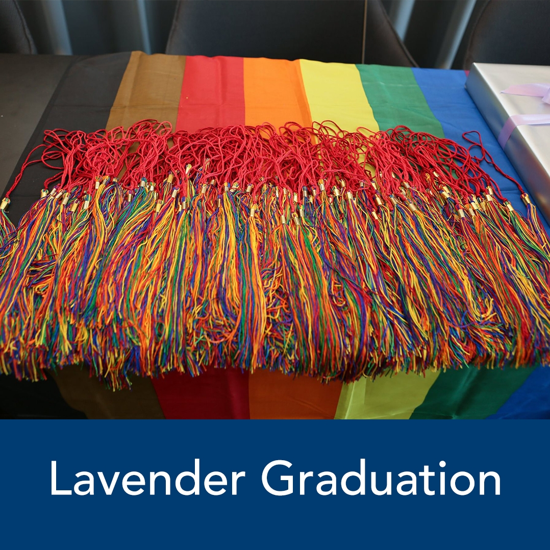 Multicultural Affairs Lavender Graduation Ceremony