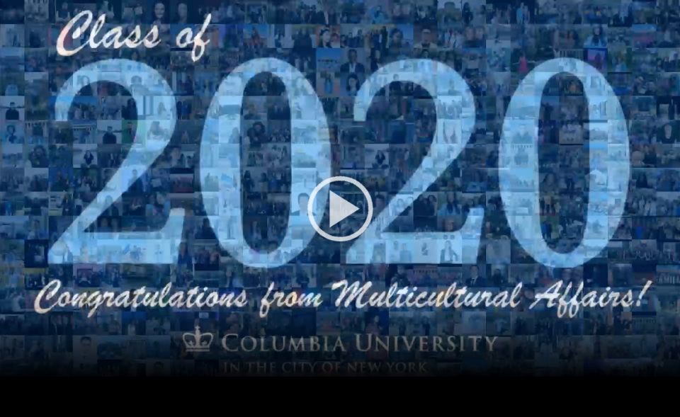 View the Class of 2020 Mosaic Slideshow