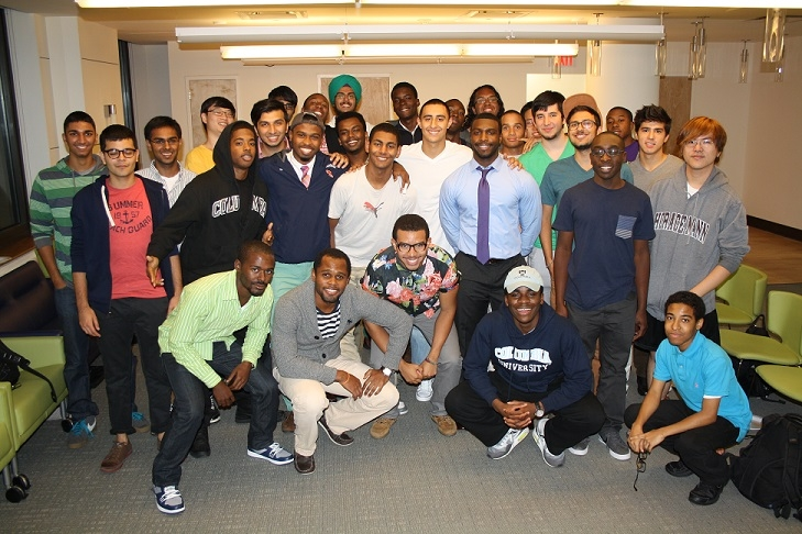 Men of Color Alliance Meet & Greet