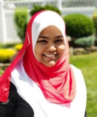 Photo of Isra Arbab, NRHH Director of Recognition