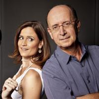 Antonio Adolfo and Carol Saboya