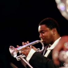 Trumpeter Graham Haynes; tune in Wednesday from 6-9pm to hear him!